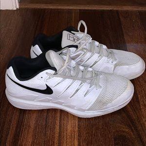 Nike zoom vapor men's tennis shoes white
